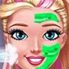 College Princess Spa Makeup