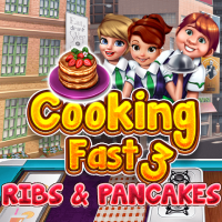Cooking Fast 3: Ribs and Pancakes