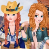 Princesses Country Style