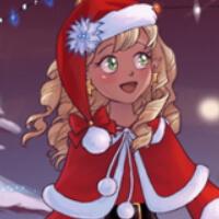 Cute Santa