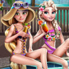 Eliza And Chloe BFF Pool Party