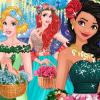 Princesses First Summer Ball