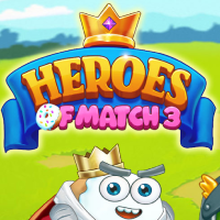 Heroes of Match 3