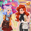 Jessie and Audrey's Social Media Adventure