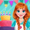 Princess Kitchen Stories: Birthday Cake