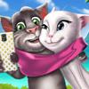 Kittens Selfie Time HTML