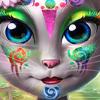 Kitty Beach Makeup