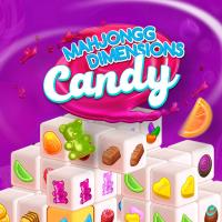 Mahjongg Dimensions Candy: 640 seconds