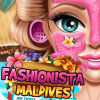 Fashionista Maldives Real Makeover