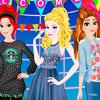 Princesses Homecoming