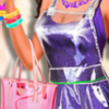 Moana Vs Ariel Plastic Fashion