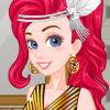 Princess Ariel Art Deco Style