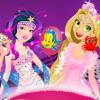 Disney Princess Mermaid Parade 1