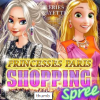 Princesses Paris Shopping Spree 2