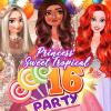 Moana Sweet Tropical Sixteen Party