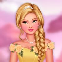Princesses At The Spring Blossom Ball