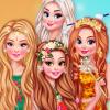 Princesses Of The 4 Seasons