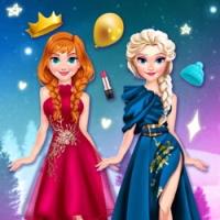 Sisters Glam Winter Ball #Prep