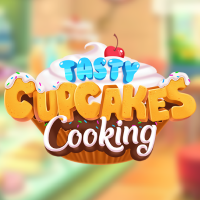 Tasty Cupcakes Cooking