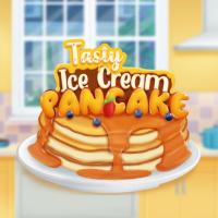 Tasty Ice Cream Pancake