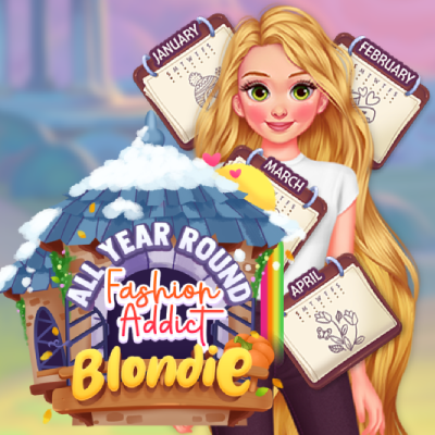 All Year Round Fashion Addict Blondie