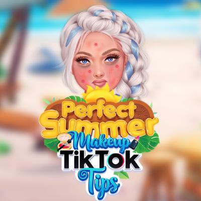 Perfect Summer Makeup TikTok Tips
