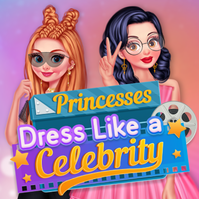 Princesses Dress Like A Celebrity