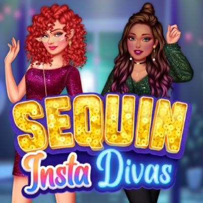 Sequin Insta Divas