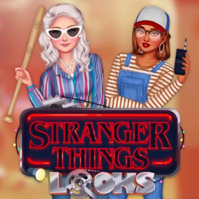 Stranger Things Looks