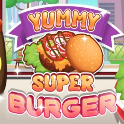 Yummy Super Burger