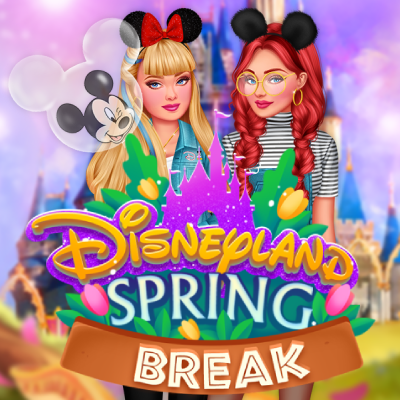 Disneyland Spring Break