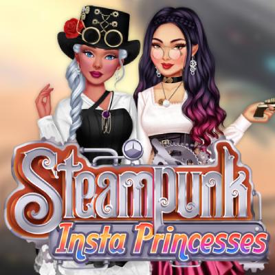 Steampunk Insta Princesses