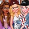 Princesses Sk8ter Girls