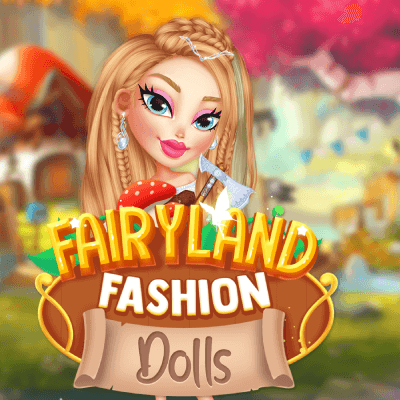 Fairyland Fashion Dolls