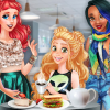 Rapunzel's Brunch Date with Besties