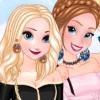 Princesses Off-Shoulder Dresses