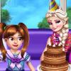 Baby Princess Birthday Party