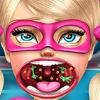 Doll Sister Throat Doctor
