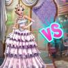Elsa Superhero Vs Princess