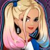 Harley Quinn Hairstyle