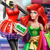 Mermaid Realife Shopping