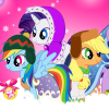 My Little Pony Winter Looks